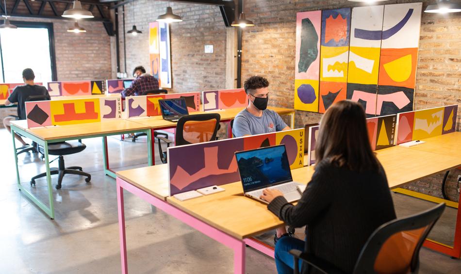 Usina Co: Un nuevo espacio de trabajo colaborativo en Rosario
