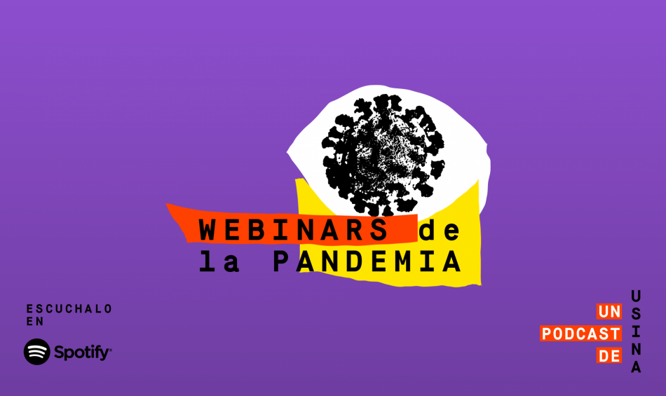 Webinars de la pandemia